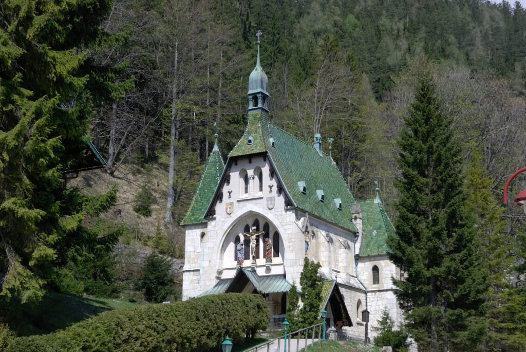Church Semmering